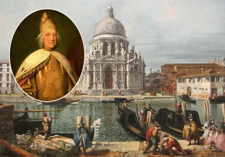 Марко Фоскарини избран 117-м дожем Венеции