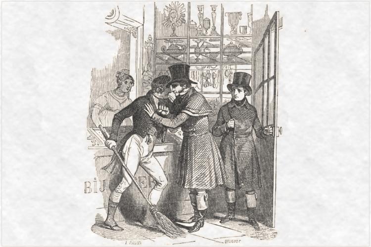 Как Наполеон Бонапарт играл в Харун ар-Рашида