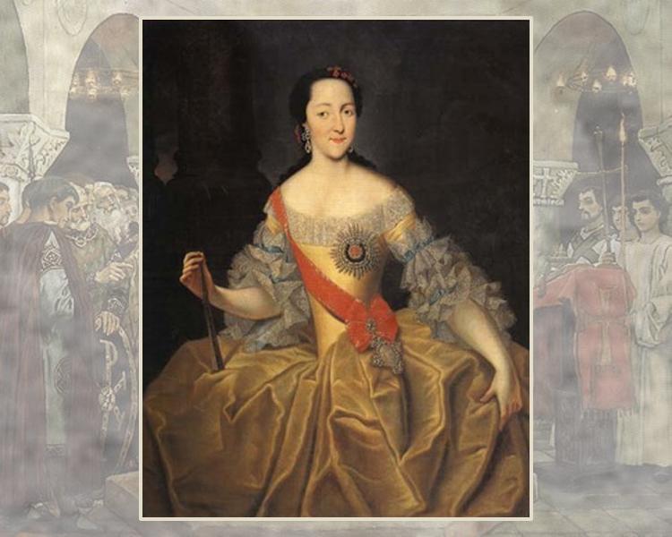 Переход принцессы Софии Августы Фредерики Ангальт-Цербстской в православие