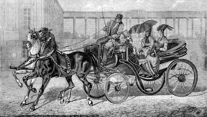 Превышение скорости, варшавские лихачи и император Франц Иосиф