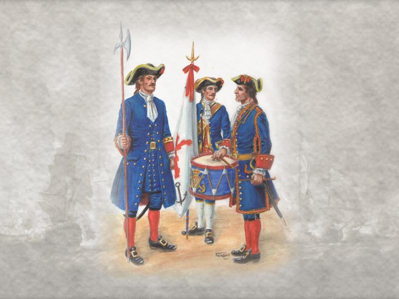 Высадка испанских войск на Сардинии