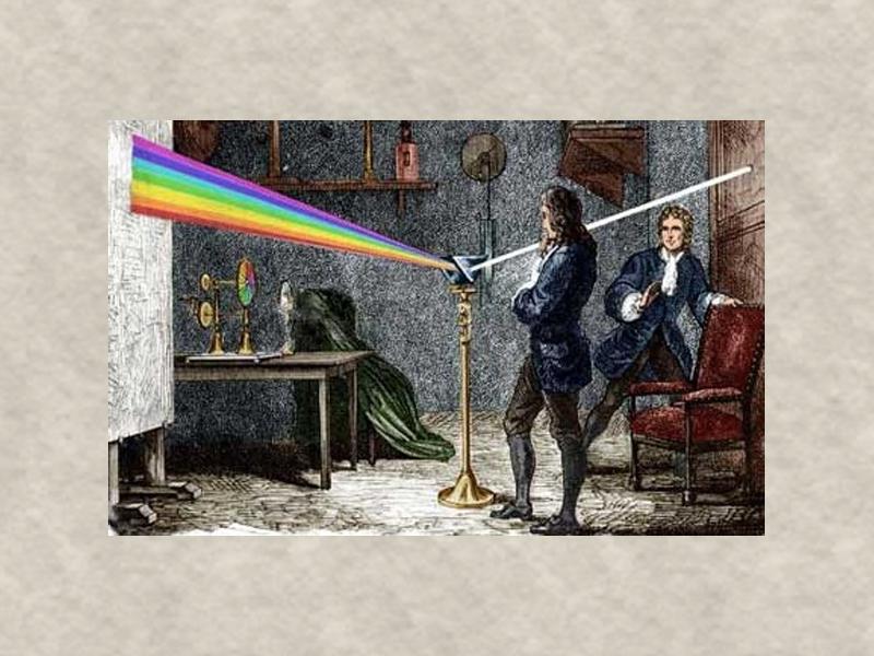 """Выходит """"Оптика"""" Исаака Ньютона"""