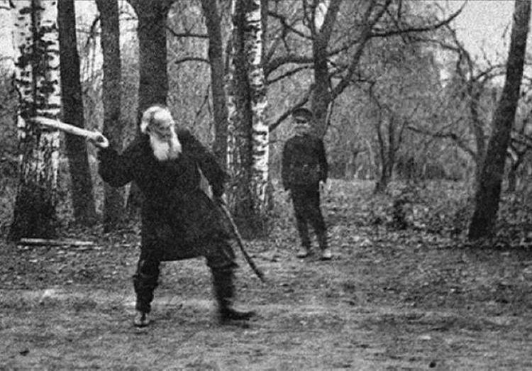 12 фактов о Льве Толстом