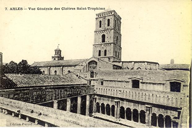 монастырь святого Трофима