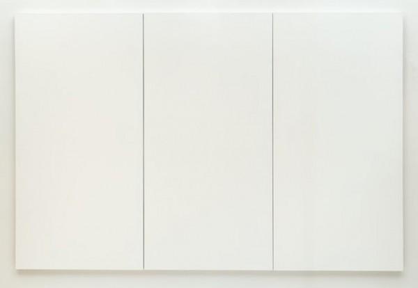 Белая картина, Роберт Раушенберг