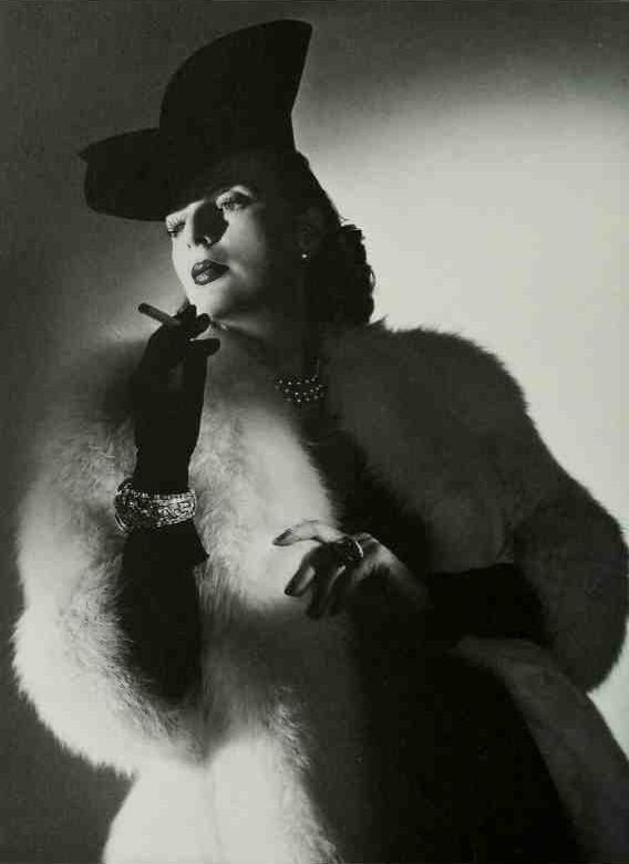 Тамара Лемпицкая, Милан, 1930-е.