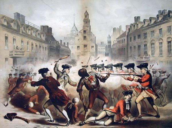 Бостонская Резня