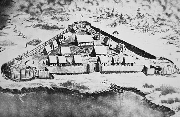 Джеймстаун, Виргиния, 1609
