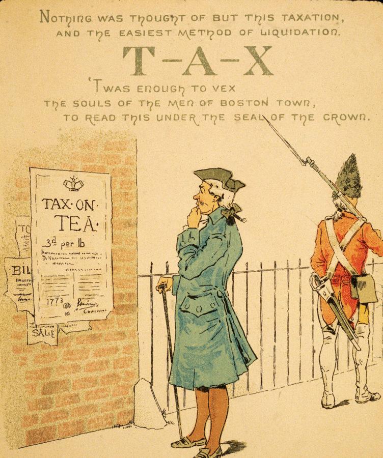 Пошлина на чай