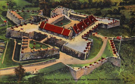 Форт Тикондерога